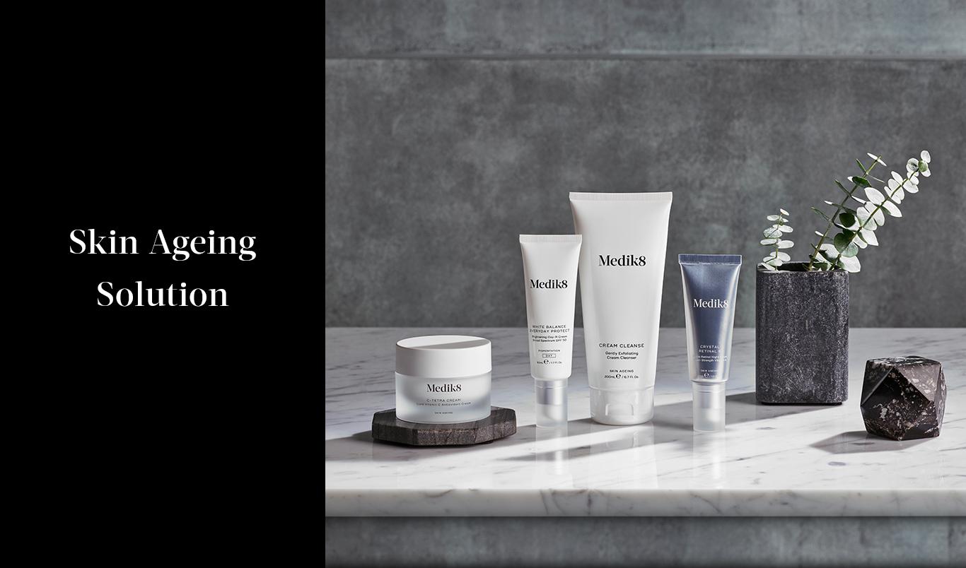 De oplossing voor huidveroudering