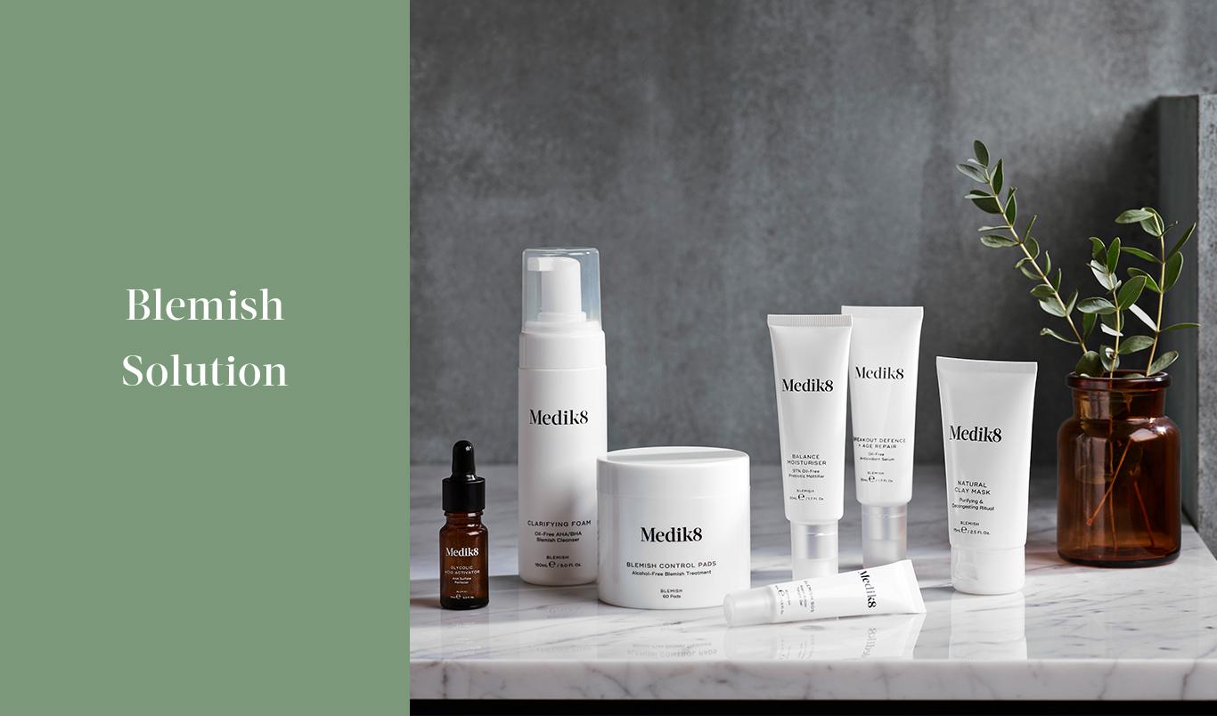 Acne-oplossingen van Medik8