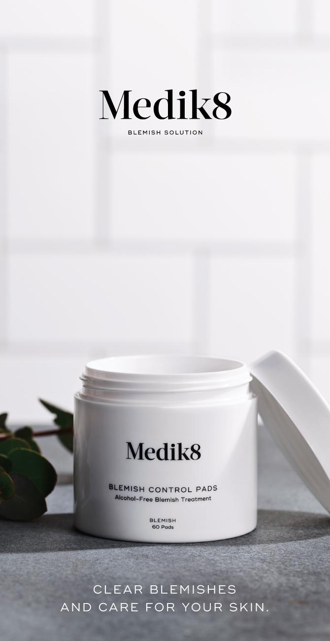 Medik8 acne oplossingen: pak de oorzaken aan ter preventie van acne