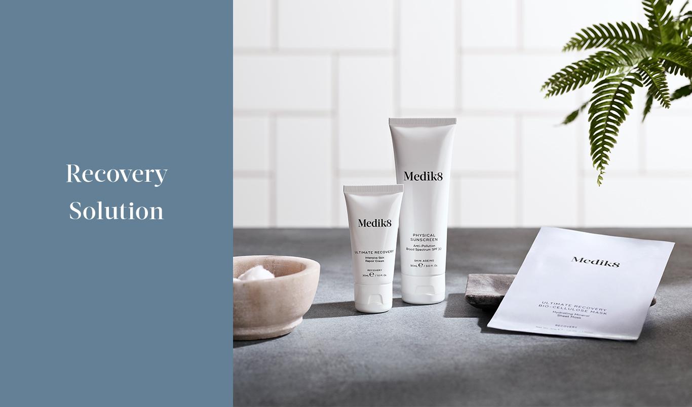 Herstel uw huid met Medik8